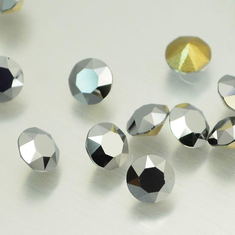 967066-003 Swarovski - Rhinestones - SS 29 Xirius Chaton (Article 1088) - Crystal Light Chrome
