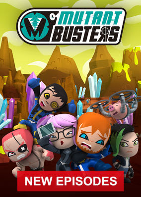 Mutant Busters - Season 2