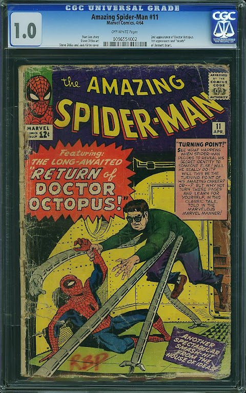 Where Can I Get My Comic Books Graded Uk