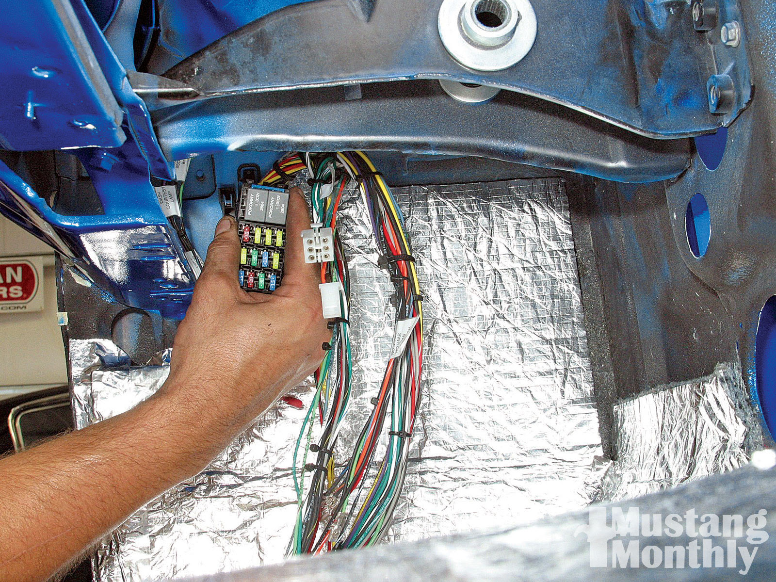 1972 Mustang Fuse Box Light Series Wiring Diagram Maxoncb Holden Commodore Jeanjaures37 Fr