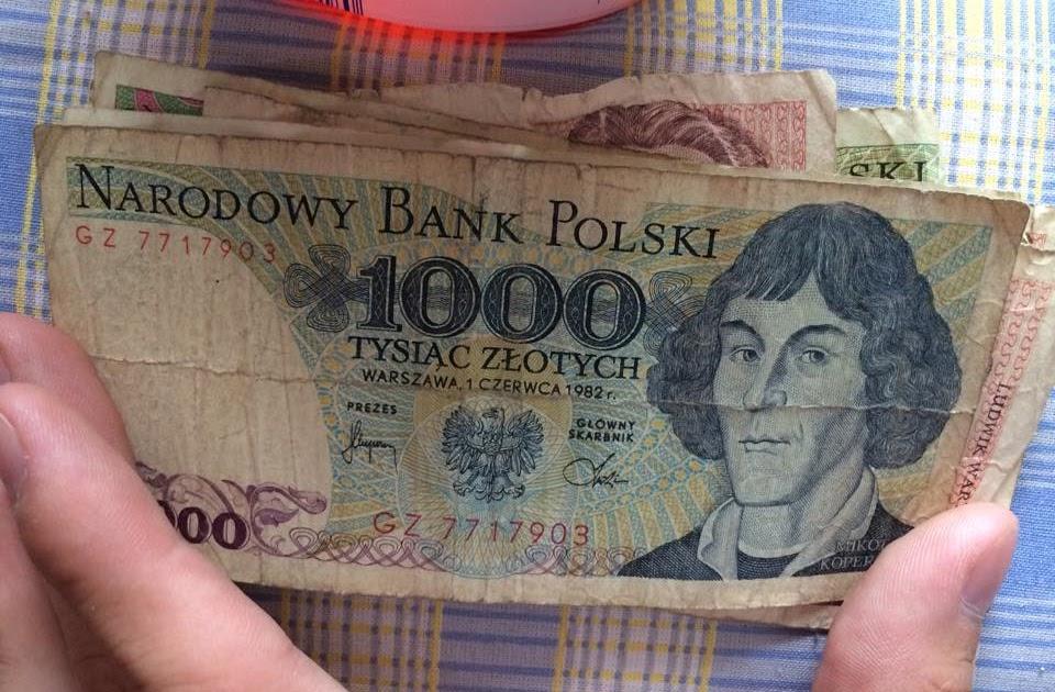 Tageskurs Zloty