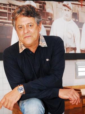 O ator e diretor Marcos Paulo (Foto: Divulgação/TV Globo/João Miguel Júnior)
