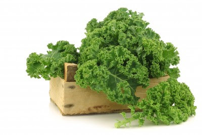 Agacharse Guarnición, SuperFood oculta: La vida secreta de Kale