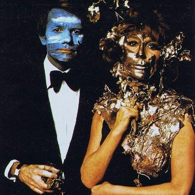 Claude Lebon and Charlotte Aillaud
