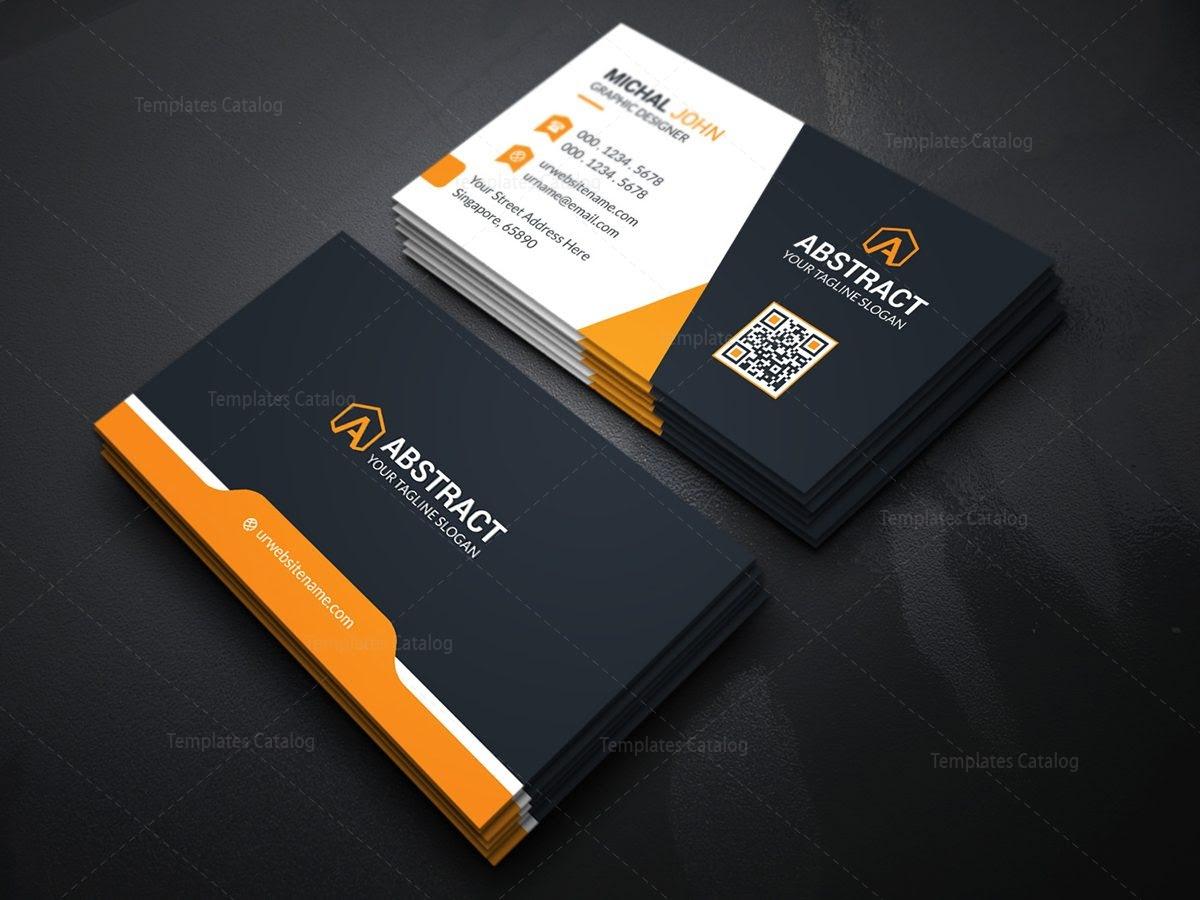 03_Dark Elegant Business Card