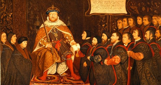 King Hanvery VIII's determination to marry Anne Boleyn and the Pope's refusal to endorse the divorce which would have made it possible was more the occasion than the cause of the historic schism. Photograph: iStock