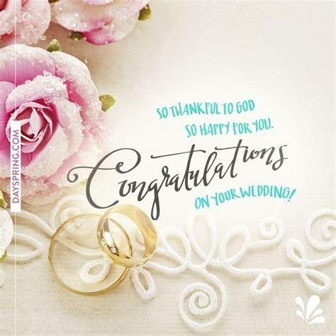 Congratulations On Your Wedding!   Engagements, Weddings