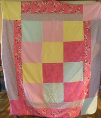Sophia's Finished Quilt