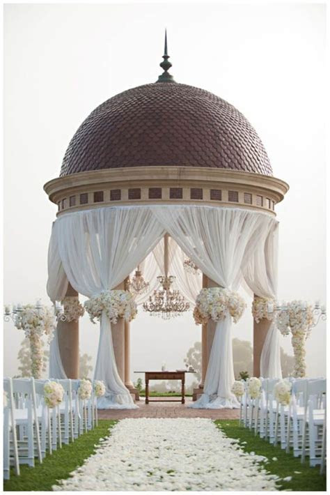 17 Best images about Gazebo Wedding Decor on Pinterest