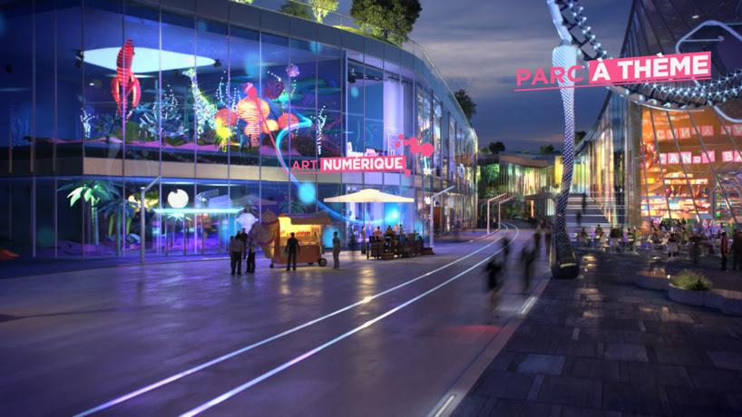 gran Bjarke Ingels vídeos ciudad europa grupo paris francia designboom