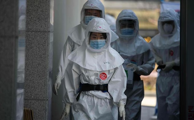 Coronavirus: China Reports 8 More Deaths As Cases Continue To Decline, Death Toll At 3,176