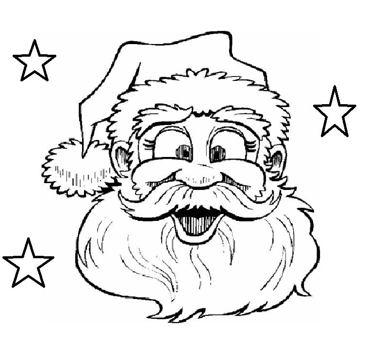 Scarica E Colora 3 Babbo Natale Diversi Per Bambini Oggi