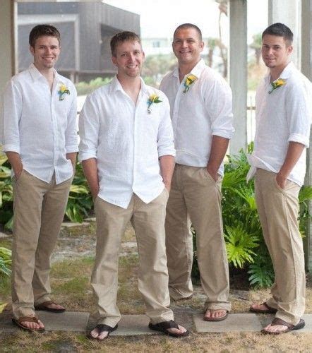casual summer wedding attire  men  nat pinterest