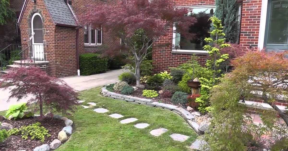 Landscaping Landscaping Ideas Front Yard Japanese Landscaping