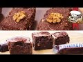 Recette Brownies Light Compote