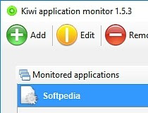 Gambar Dari Kiwi Application Monitor free 1.4.0.