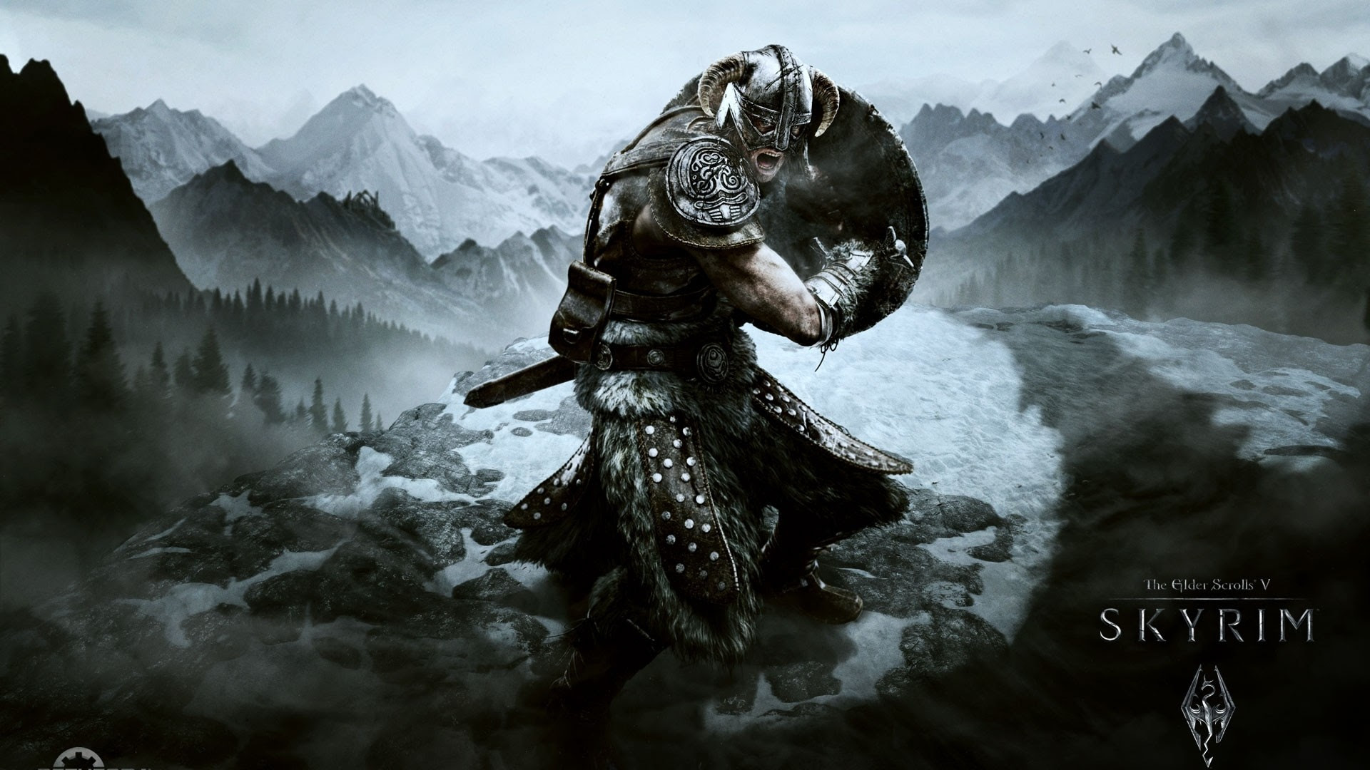 Hd Skyrim Wallpapers 1080p 78 Images