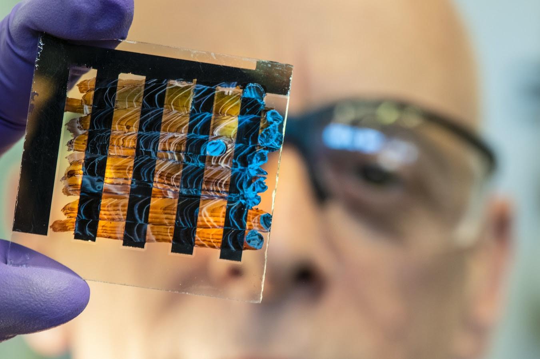 Fast flows prevent buildup of impurities on edge of tokamak plasmas