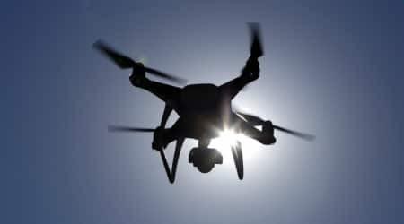 Suspected US drone kills militants on Pakistan-Afghan border