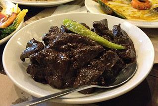Manila - Kanin Club Crispy Dinuguan