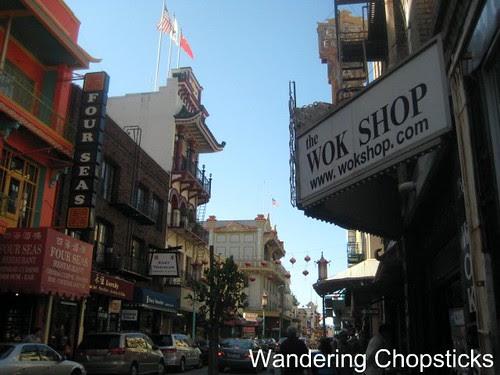 4 The Wok Shop - San Francisco (Chinatown) 1
