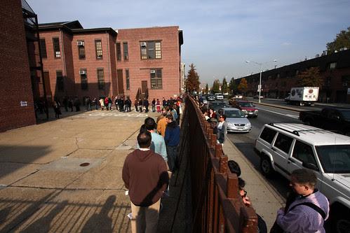 Voting, 2008