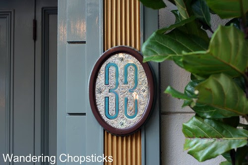Club 33 - Disneyland - Anaheim 1