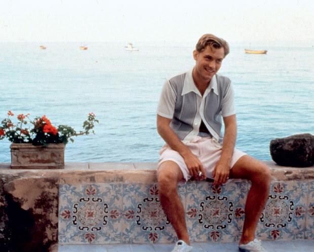 Bon Vivant: Jude Law em 'O Talentoso Ripley' (Foto: Divulgação)
