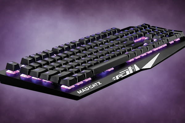 6baf30f5e86 MadCatz STRIKE 4 Keyboard Review