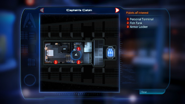 Mass Effect 3 Normandy Guide And Maps