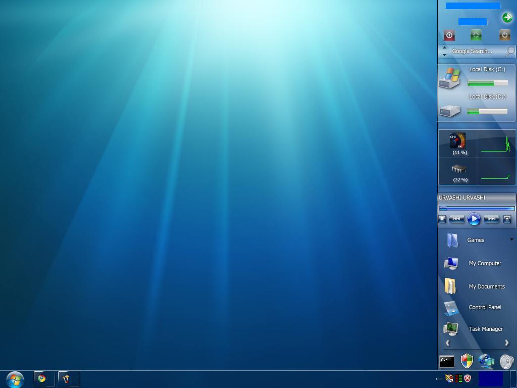 Download Gratis Vienna Sidebar untuk Window XP