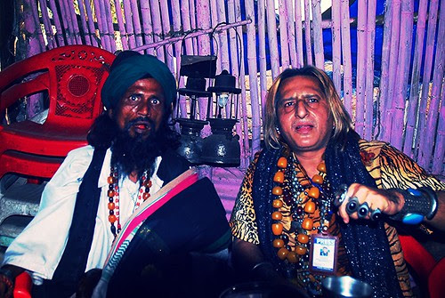 Faruq Baba Rafaee And Me Haji Malang 2009 by firoze shakir photographerno1