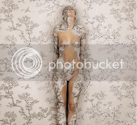 Emma Hack's Body Art Wallpaper 9
