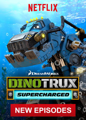 Dinotrux Supercharged - Season 3