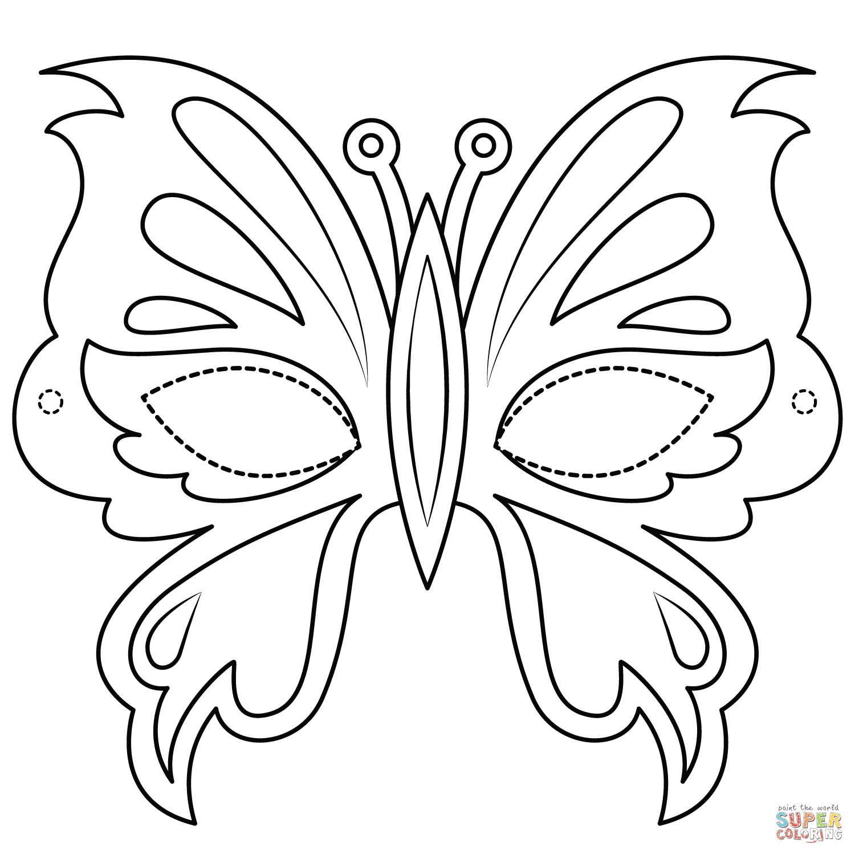 maska motyl do druku  motyl nazwa