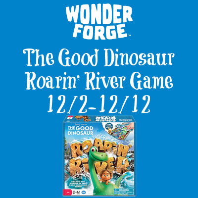 Wonder Forge The Good Dinosaur Game Giveaway