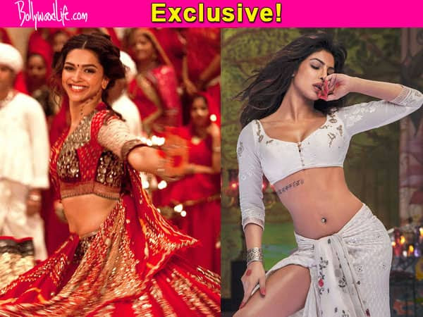 Deepika Padukone and Priyanka Chopra to go for lavani dance off in Bajirao Mastani