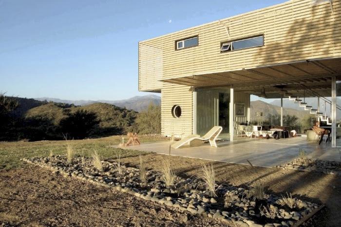 Casa-Manifesto, Estudio de arquitectura James and Mau, diseño, arquitectura, casas, sustentabilidad