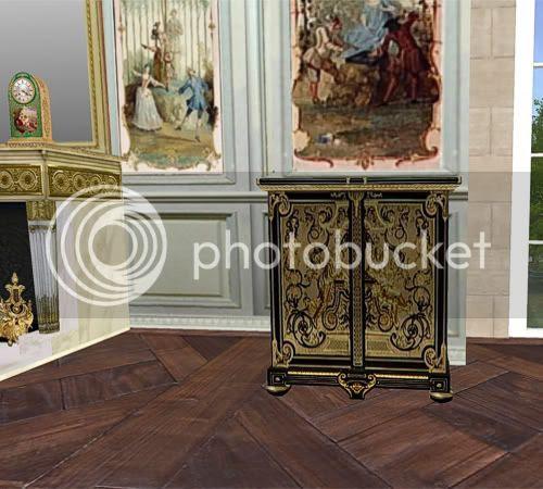 Louis XVI Aspasie Cabinet