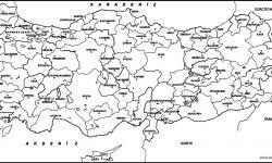 Türkiye Haritası Boyama Oyunu Udmurt Portal