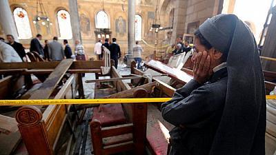 Egypte: les coptes sous le choc