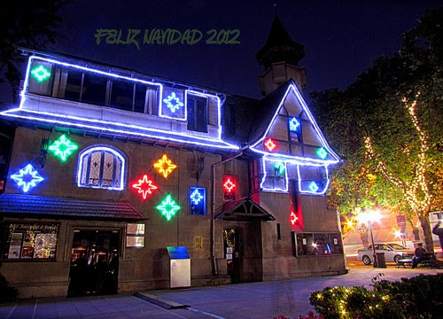 FELIZ NAVIDAD 2012 by Pablo C.M || BANCOIMAGENES.CL