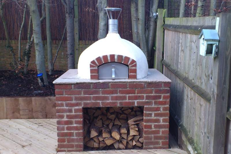 How To Build A Wood Fired Pizza Oven Uk Woodworking