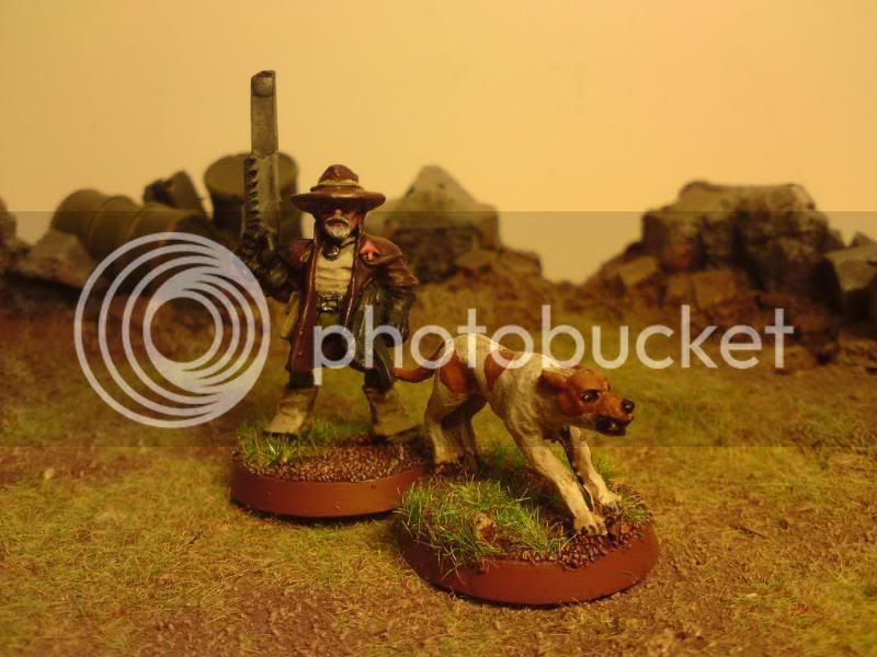 Inq and hound