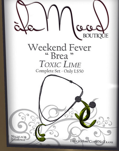 50L Weekend Fever alaMood Boutique