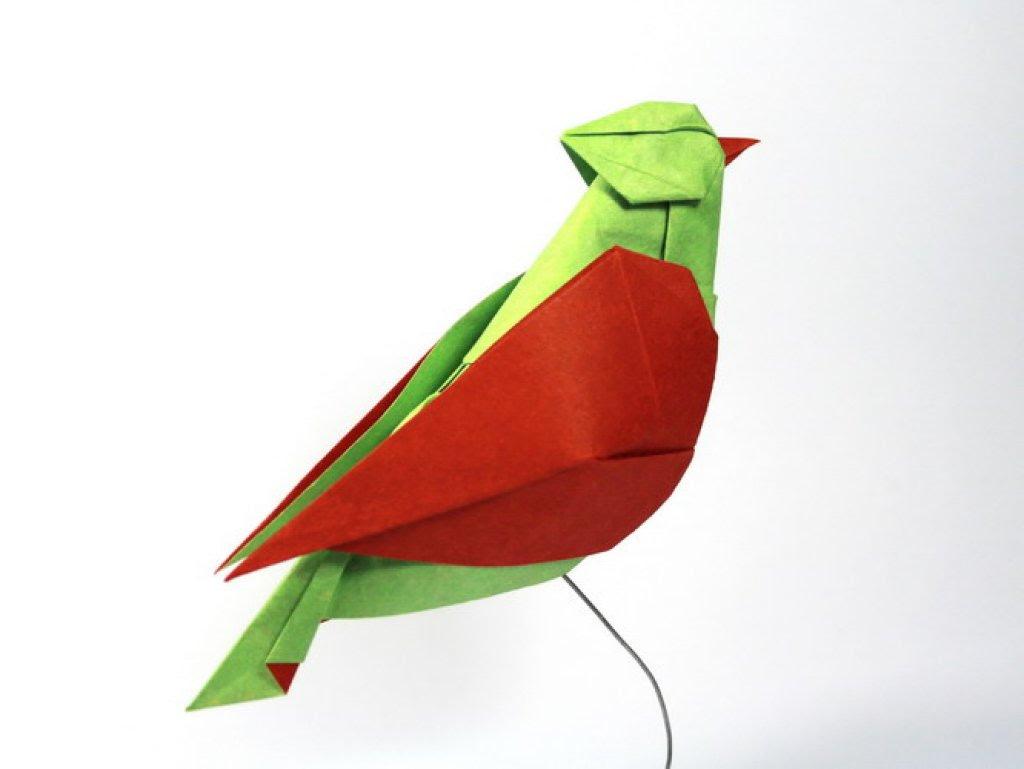 Os incríveis origamis de Nguyen Hung Cuong 11