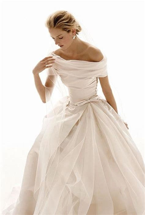Le Spose Di Gio Off The Shoulder Wedding Dress #2068546