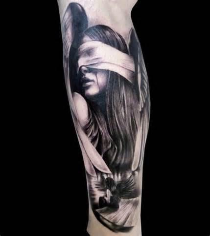 Leg Woman Image Tattoo Designs For Men Tattoo Love