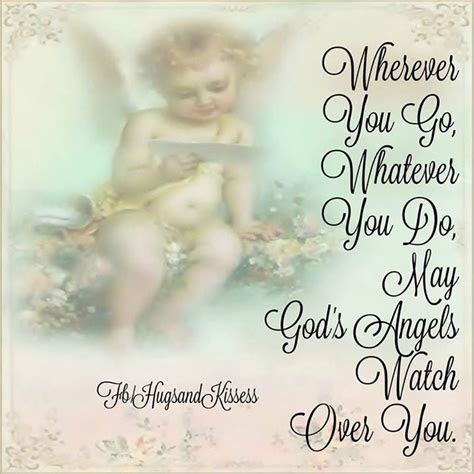 Guardian Angel Watching Over You Quotes