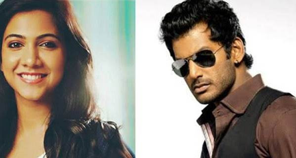 Madonna not part of Vishal's 'Kaththi Sandai'